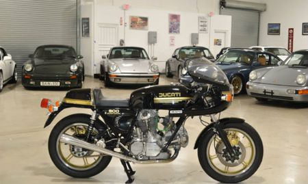 Ngam 1980 Ducati 900 Super Sport Desmo gia 852 trieu dong - Anh 3