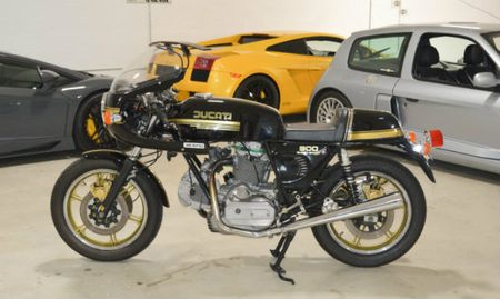 Ngam 1980 Ducati 900 Super Sport Desmo gia 852 trieu dong - Anh 4