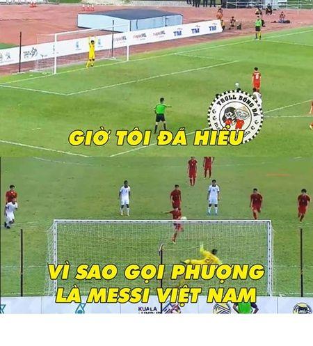 Su that chuyen Cong Phuong giai nghe sau that bai SEA Games 29 - Anh 9