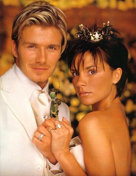 David Beckham chap nhan 'lui ve hau cung' thay vo cham soc gia dinh - Anh 1