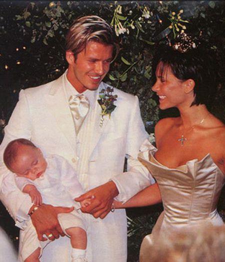 David Beckham chap nhan 'lui ve hau cung' thay vo cham soc gia dinh - Anh 2