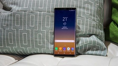 Phien ban Galaxy Note 8 gia re xuat hien - Anh 1