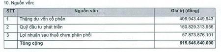 SAM bat tang sau cong bo chot danh sach thuong co phieu, ty le 34,15% - Anh 1