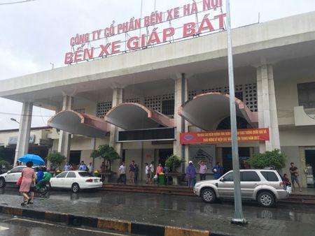 Nghi le 2/9: Ha Noi dam bao khong tang ve xe khach - Anh 1