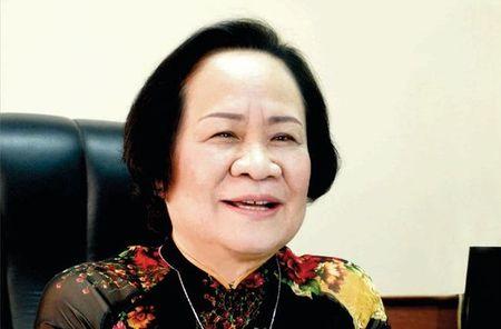 'Nu tuong' Duoc Hau Giang tu nhiem sau 30 nam lanh dao - Anh 1