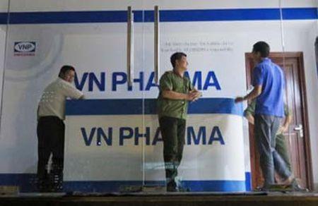 Bo Y te khong bao che nhung sai pham cua Cong ty CP VN Pharma - Anh 1