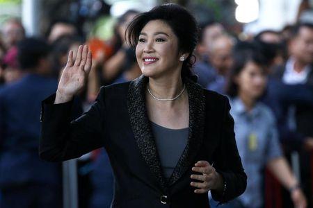 Cuu Thu tuong Thai Lan Yingluck da bo tron, toa an phat lenh truy na? - Anh 1