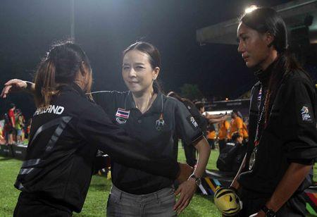 Nu Viet Nam gianh HCV SEA Games, Thai Lan 'chet lang' do le nhu mua - Anh 10