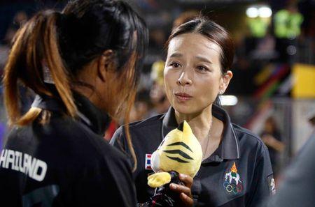 Nu Viet Nam gianh HCV SEA Games, Thai Lan 'chet lang' do le nhu mua - Anh 9