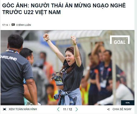 U22 Viet Nam thua tham: Bao Thai ha he, SEA Games rung dong - Anh 4