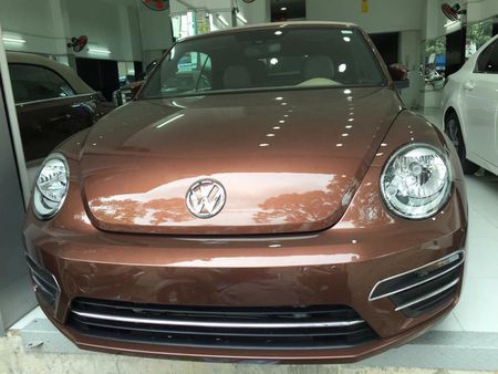 'Con bo' Volkswagen Beetle Convertible moi ve Viet Nam co gi dac biet? - Anh 2