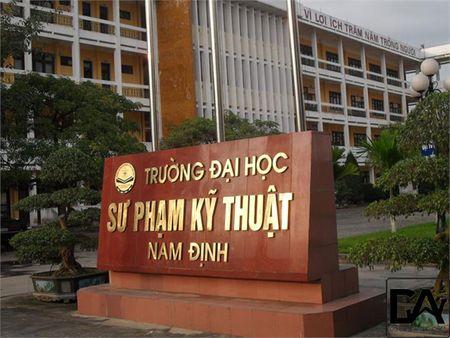 Dai hoc Su pham ky thuat Nam Dinh tiep tuc xet tuyen bo sung dot 3 - Anh 1