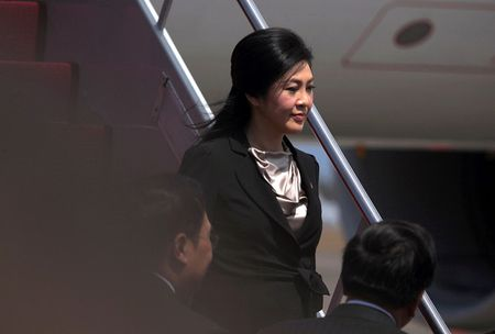 NONG: Nghi van cuu Thu tuong Yingluck tron sang nuoc ngoai - Anh 1