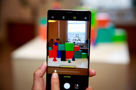 4 thu cua Samsung Galaxy Note 8 hien khong the lam tren Galaxy S8 - Anh 3
