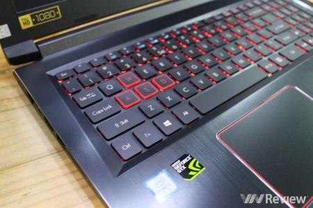 Bo doi laptop chien game moi cua Acer cap ben Viet Nam - Anh 5