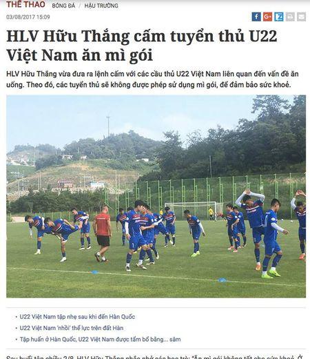 Bong da Viet o SEA Games 29: Thanh hay bai la deu tai... my tom - Anh 3