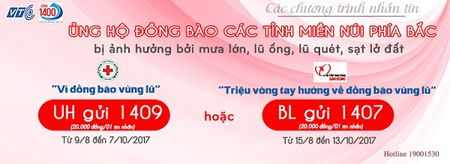 Chuong trinh nhan tin ung ho dong bao vung lu - Anh 2