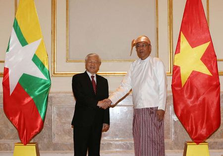 Thiet lap quan he doi tac hop tac toan dien Viet Nam – Myanmar - Anh 1