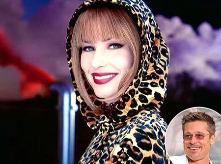 Shania Twain viet ca khuc lay cam hung tu anh khoa than Brad Pitt - Anh 1