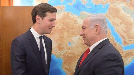 Xung dot Israel-Palestine: tin hieu 'mo mit' tu cha, con Tong thong Trump - Anh 1