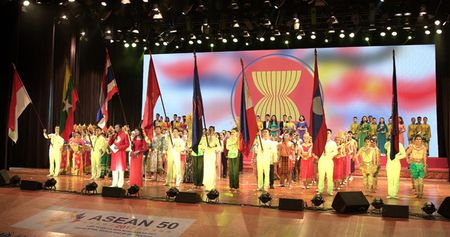 Be mac Lien hoan Ca Mua Nhac ASEAN 2017 - Anh 1