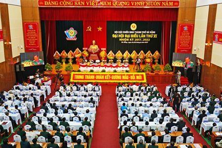 Dai hoi lan thu VI Hoi Cuu chien binh TP Da Nang - Anh 1