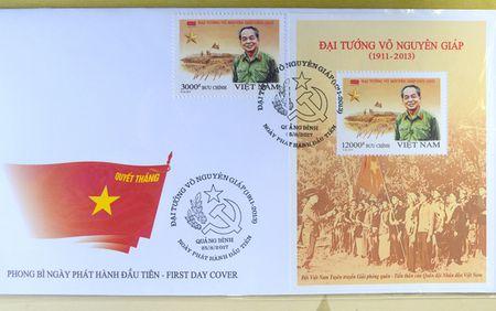 Thu tuong dong dau phat hanh bo tem ton vinh Dai tuong Vo Nguyen Giap - Anh 2