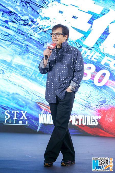 Thanh Long: 'Het hung thu voi Hollywood, chan la cao thu Trung Hoa' - Anh 1