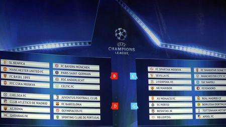 Voi Real Madrid, Dortmund va Tottenham, bang H se la 'bang tu than' o Champions League - Anh 1