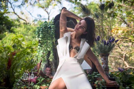 Kendall Jenner quyen ru, me hoac trong bo suu tap moi cua La Perla - Anh 8