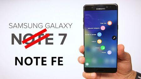 Galaxy Note FE da khong con cai nao de ban o Han Quoc - Anh 1