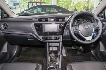Toyota Corolla Altis 2017 'chot gia' tu 638 trieu dong - Anh 11
