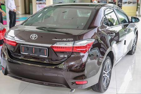 Toyota Corolla Altis 2017 'chot gia' tu 638 trieu dong - Anh 12