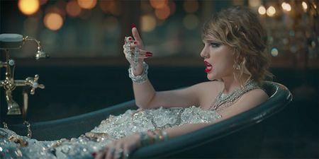 Taylor Swift 'hat cang' Despacito de gianh ngoi No.1 Hot 100 - Anh 1