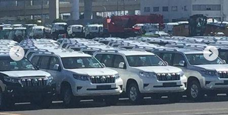 Toyota Land Cruiser Prado 2018 san sang toi tay khach hang - Anh 1