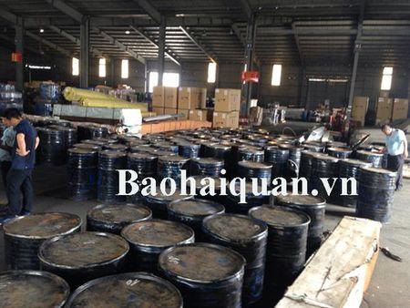 Bat giu nhieu nga voi tu 2 container thung nhua duong qua canh - Anh 2