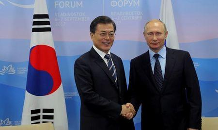 Putin: Nga khong chap nhan Trieu Tien co vu khi hat nhan - Anh 1