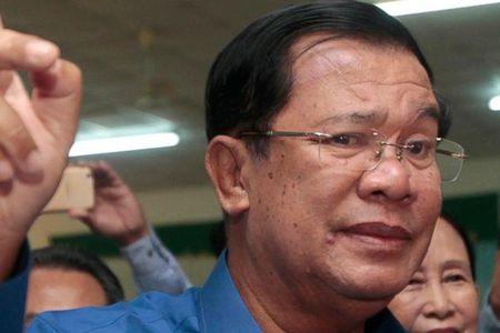 "Ong Hun Sen: ""Dung ai ghen ti, toi se lanh dao Campuchia them 10 nam nua"" - Anh 1"