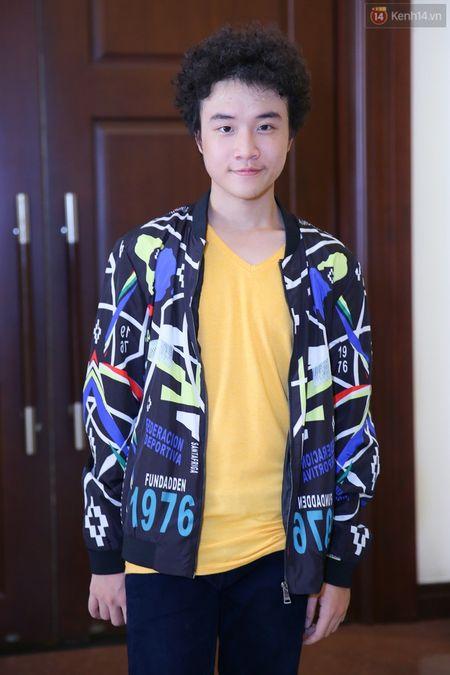Sau 3 nam, khong the nhan ra day la cau be Hoang Anh 'Doremon' dang yeu cua The Voice Kids ngay nao! - Anh 1
