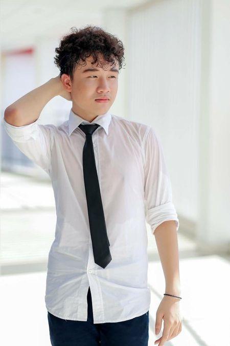 Sau 3 nam, khong the nhan ra day la cau be Hoang Anh 'Doremon' dang yeu cua The Voice Kids ngay nao! - Anh 2