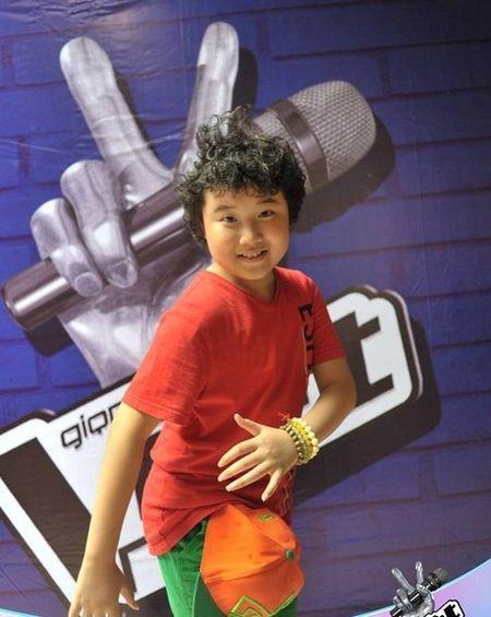 Sau 3 nam, khong the nhan ra day la cau be Hoang Anh 'Doremon' dang yeu cua The Voice Kids ngay nao! - Anh 4
