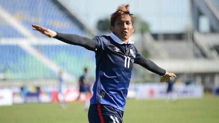 Cong Phuong nhat nhoa, dem Phnom Penh la cua 'Messi Campuchia' - Anh 1