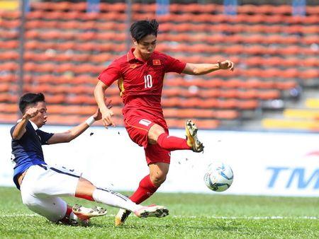 Cong Phuong nhat nhoa, dem Phnom Penh la cua 'Messi Campuchia' - Anh 2