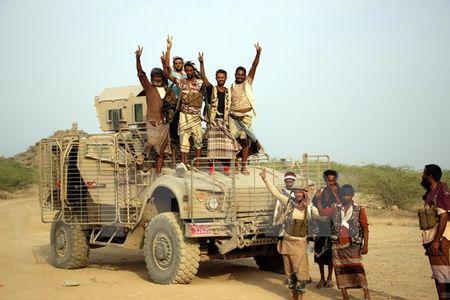 Quan doi chinh phu Yemen da kiem soat 85% lanh tho dat nuoc - Anh 1