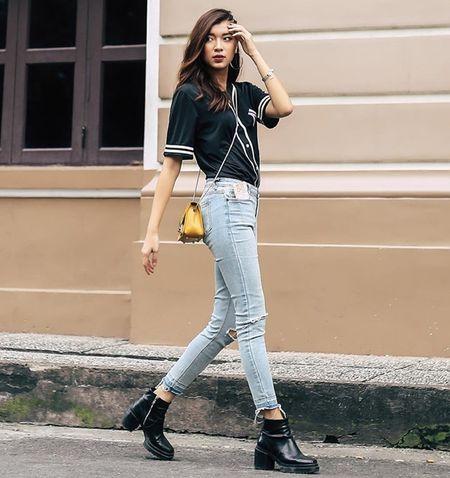 Dan sao Viet bung suc song voi street style ruc ro sac mau - Anh 8