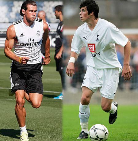 'Vua toc do' Gareth Bale miet mai tap 6 mui, sap vuot mat CR7 - Anh 1