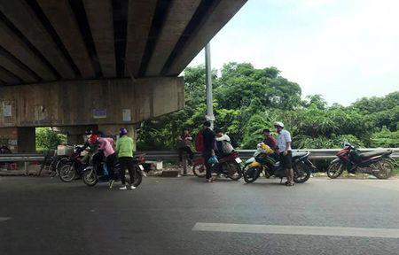 He lo 'thu pham' ha guc hang loat xe tren cao toc HN-Bac Giang - Anh 1