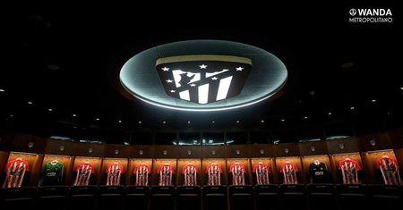 Atletico Madrid khoe phong thay do cuc chat o SVD Wanda Metropolitano - Anh 1