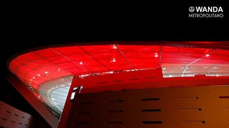 Atletico Madrid khoe phong thay do cuc chat o SVD Wanda Metropolitano - Anh 3