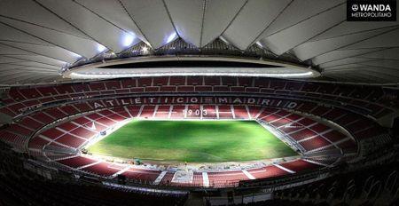 Atletico Madrid khoe phong thay do cuc chat o SVD Wanda Metropolitano - Anh 5